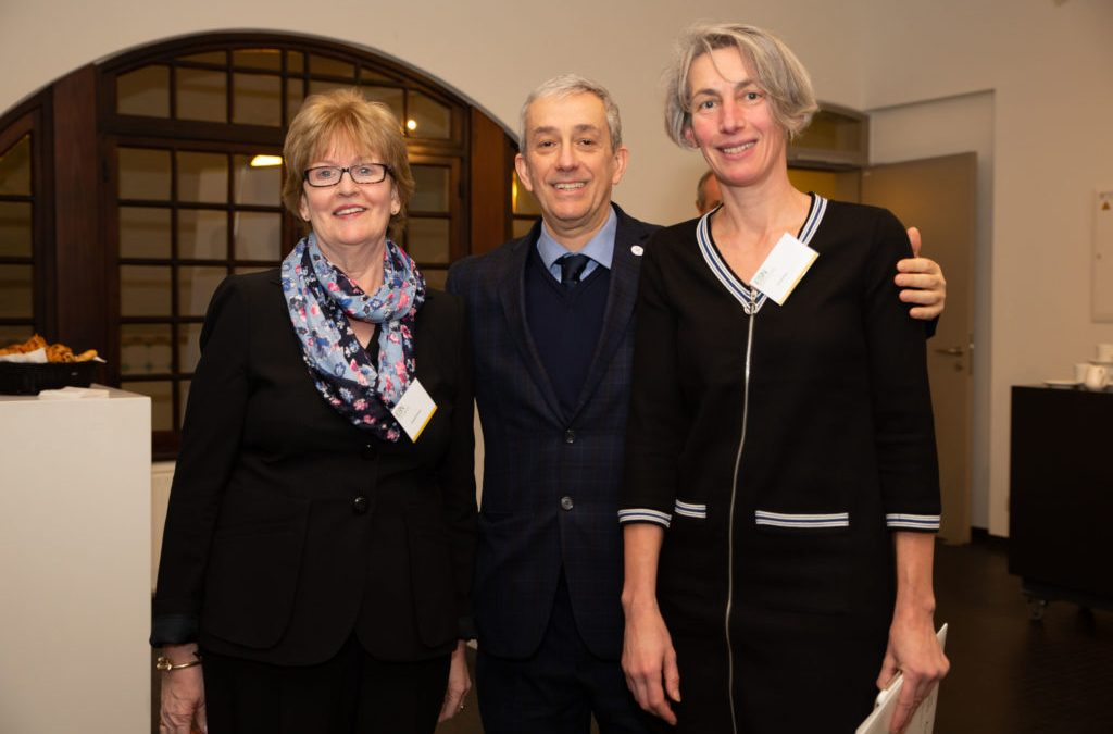 Congrès annuel de l'organisation européenne des Infirmiers spécialistes, ESNO