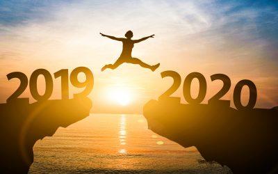 Bonne année 2020!